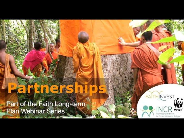 Webinar: Building partnerships