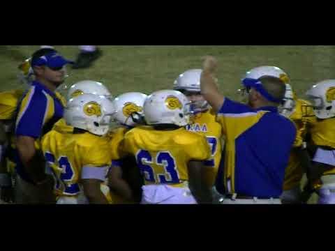 2013-14 MIDDLE SCHOOL FOOTBALL : RAA RAMS vs. MONTFORD (Leon County - Tallahassee, FL)