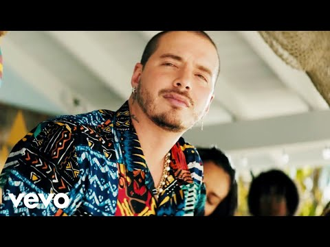 J. Balvin - Ambiente (Official Music Video)
