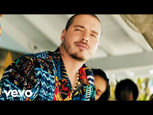 J. Balvin - Ambiente (Official Video)