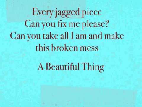 Beautiful Thing lyrics by Heather Williams