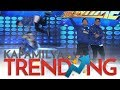 Jhong Hilario at Zeus Collins nagpaka EXTRA sa kanilang Switch It Up Dance Challenge 🕺🕺🕺