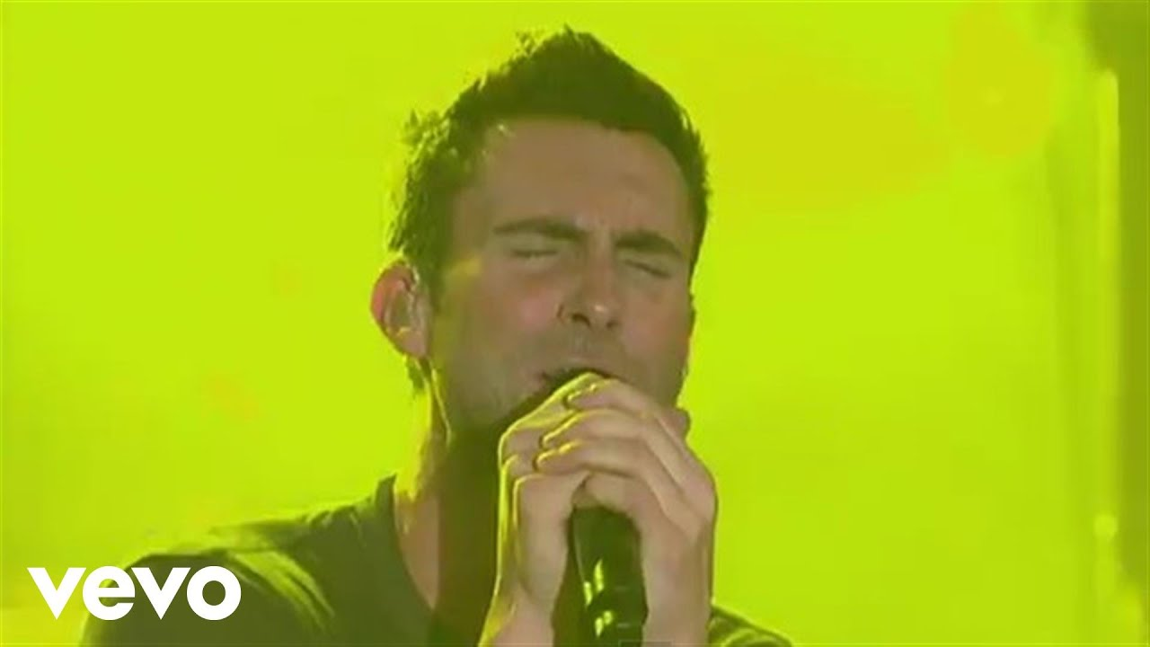 Download Maroon 5 - One More Night (Live on Letterman)