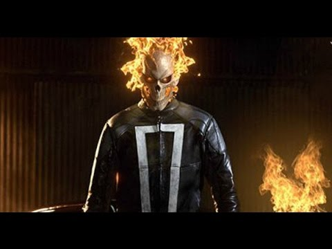 Agents of Shield Ghost Rider  Monster Music Video