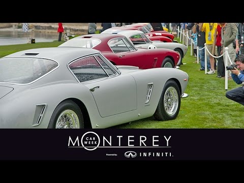 Replay! Classic Car Roundtable from the Pebble Beach Concours d'Elegance - Wide Open Throttle Ep. 92