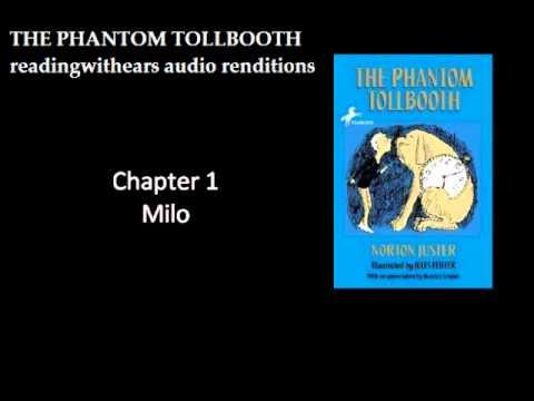 The Phantom Tollbooth  CH1  Milo