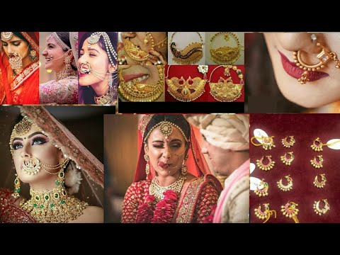 LATEST NOSE RING DESIGNS FOR WEDDING,ROUND NATH DESIGNS FOR WOMEN,FASHIONABLE NOSE JEWELLERY NEAR ME from YouTube · Duration:  1 minutes 7 seconds