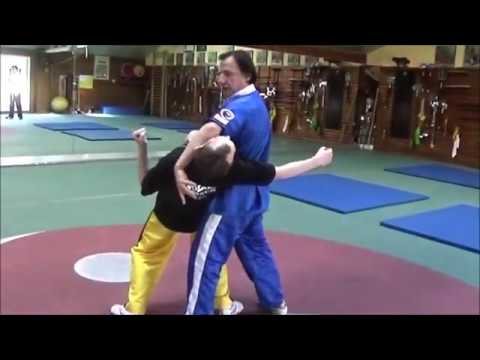 GM Walter Toch with workshop on Chinese Martial Arts