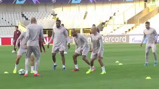 Galatasaray, Club Brugge maçı hazırlıklarını tamamladı