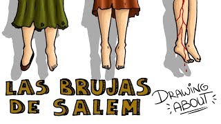 LAS BRUJAS DE SALEM | Drawing About