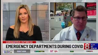 People are Waiting to Seek Care at Emergency Department