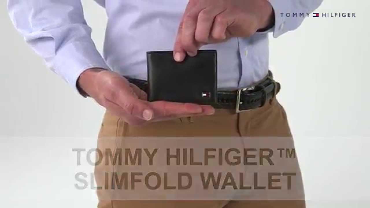 Tommy Hilfiger Slimfold Wallet