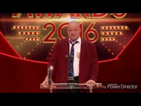 British Soap Awards 2016: Best Comedy Performance