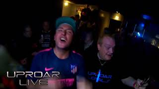 Uproar Live @ Audio Nightclub 3rd Nov 2017