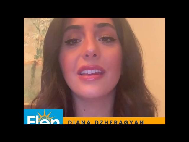 Meet Diana Dzheragyan