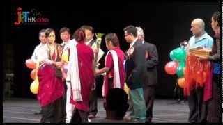 Aadhi Khola Nite-3 With Purustam Nuepane, Muna Thapa & Narjung Grg In HK 2012