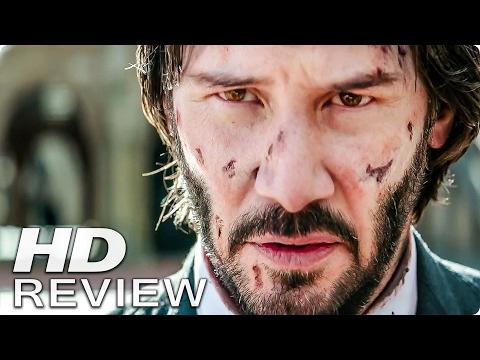 JOHN WICK 2 Kritik Review (2017) fragman