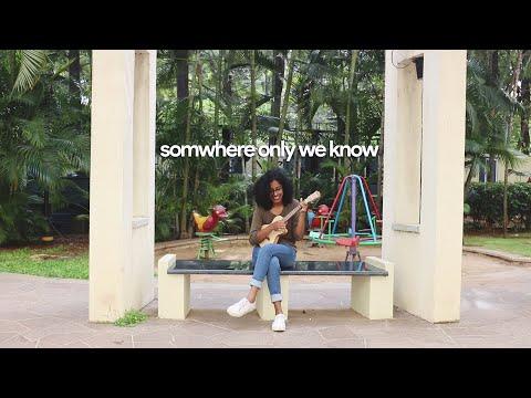 Somewhere Only We Know - Keane (ukulele Cover)