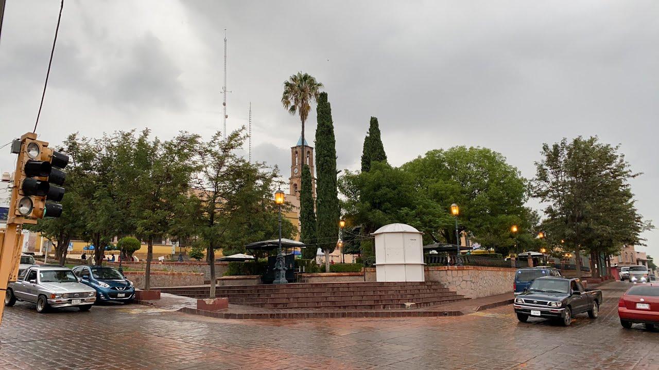 Saludos con lluvia desde Valparaíso Zacatecas 2020 |Domingo 28 de Junio