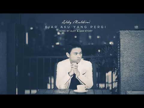 Aldi Maldini-Biar aku yang pergi karaoke+lirik