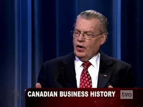 Joe Martin on Canadian Business History