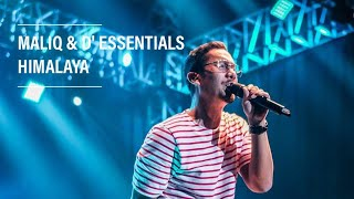 Maliq & D' Essentials - Himalaya Live at Sky Avenue