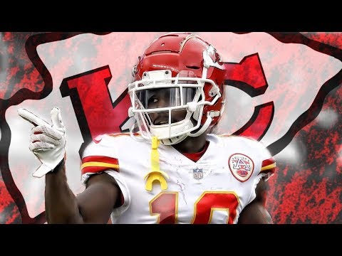 "Tyreek Hill ""Fine China"" Highlights"