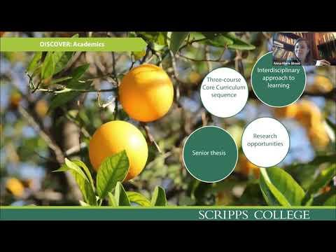 2019 Scripps College Presentation