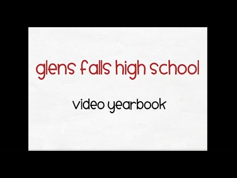 Glens Falls Video Yearbook 1991