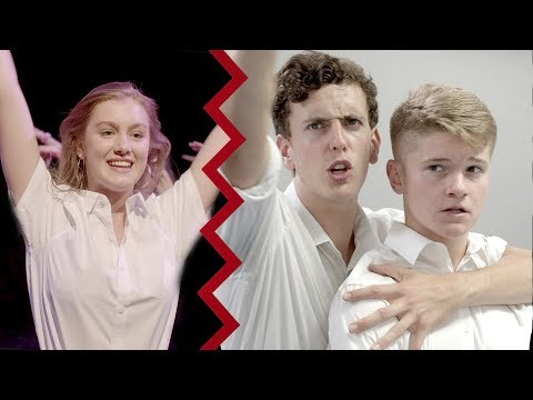 """Exclusive New Musical Theatre! """"SMELL OF SUCCESS"""" & """"NUMBERS GAME"""" 