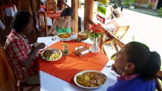 Restaurante Happy Fish, Livingston Guatemala
