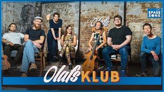 Olafs Klub vom 14.10.2021 mit Schubert, Helene, Martin, Jan Philipp, Christine, Simon und Jan