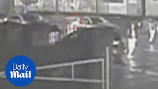 CCTV captures moment man dies in revenge attack in Ilford