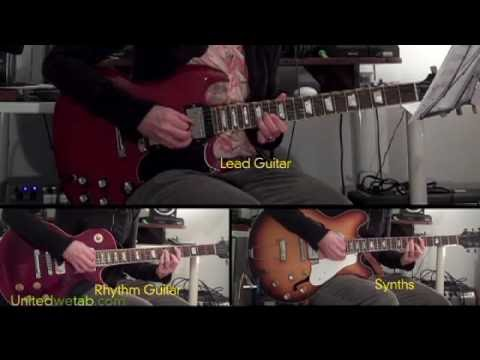 Phoenix - Lisztomania Guitar Cover - YouTube