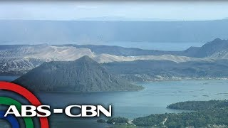 Live shot of the Taal Volcano (26 January 2020) | ABS-CBN News