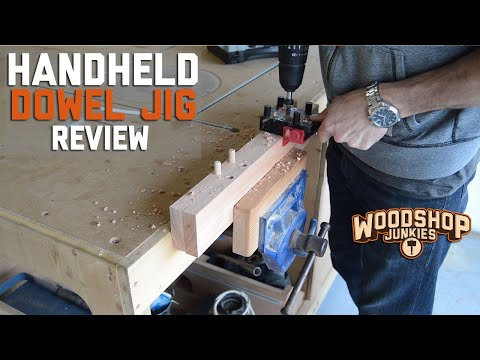 Affordable Doweling Solution Or Waste Of Money? JointMate Dowel Jig Review