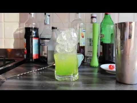 Cocktail Midori Sour: La Ricetta Perfetta