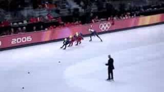 Torino 2006 Winter Olympics - Apolo Ono