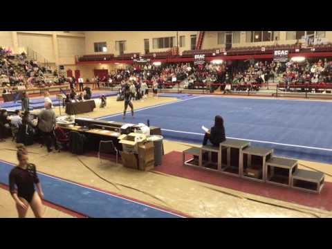2017 Tribe Women's Gymnastics: ECAC Championship Highlights