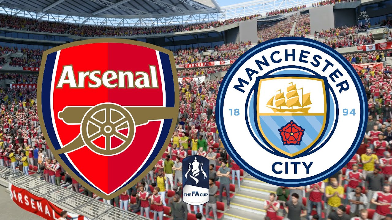 FA Cup 2020 Semi Final - Arsenal Vs Manchester City - 18 ...