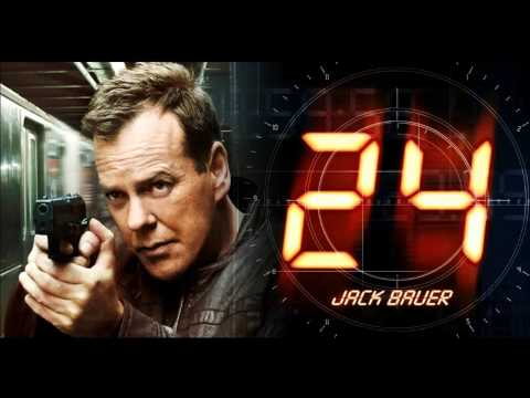 24 - Soundtrack -  Original Theme - Sean Callery (HIGH QUALITY)