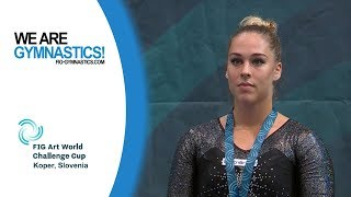 2018 Koper Artistic Gymnastics World Challenge Cup – Highlights Women
