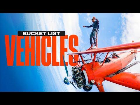 Bucket List: Walking on a Plane
