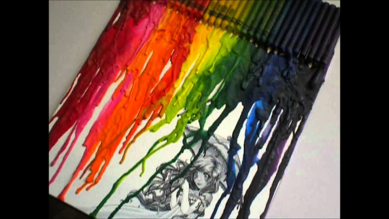 color crayon art : Color Crayon Art 59