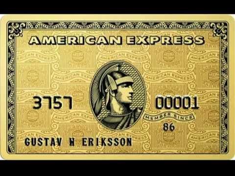 American Express For Fraud!