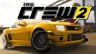 THE CREW 2 Part 7 - Es geht quer! Drift Camaro Tuning! | Lets Play The Crew 2