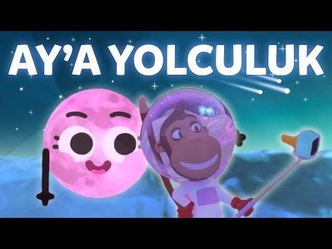 Kukuli – Ay'a Yolculuk 🚀🌑 | YENİ BÖLÜM 2018