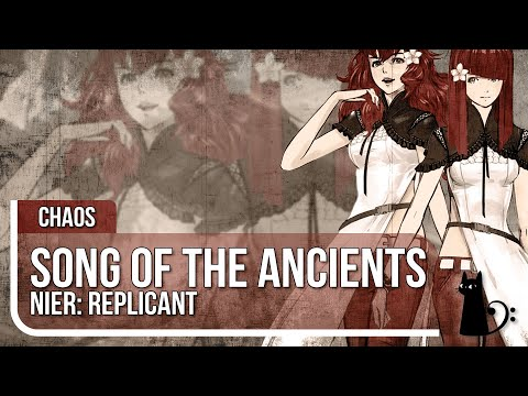 """""""Song of the Ancients"""" (NieR) Vocal Cover by Lizz Robinett"""