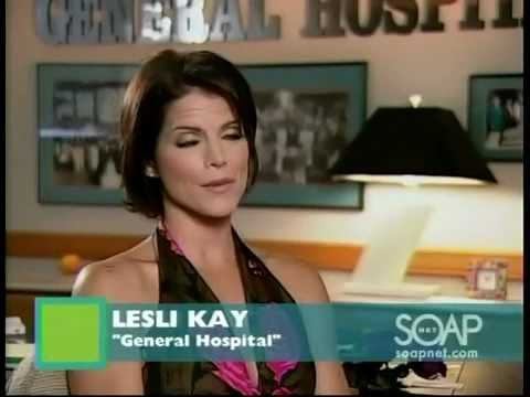 Soapography Lesli Kay Part 2 B&B Felicia Forrester ATWT Molly Venice The Series Tracy GH Lois