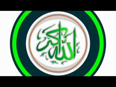 Kaligrafi Allahuakbar Youtube